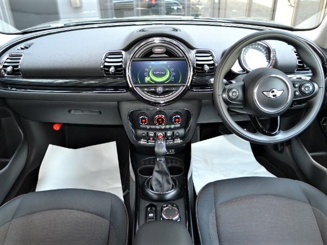 クーパーD クラブマン 認定中古車 ワンオーナー HDDナビ LEDヘッドライト バックカメラ 17インチブラックAW(28枚目)