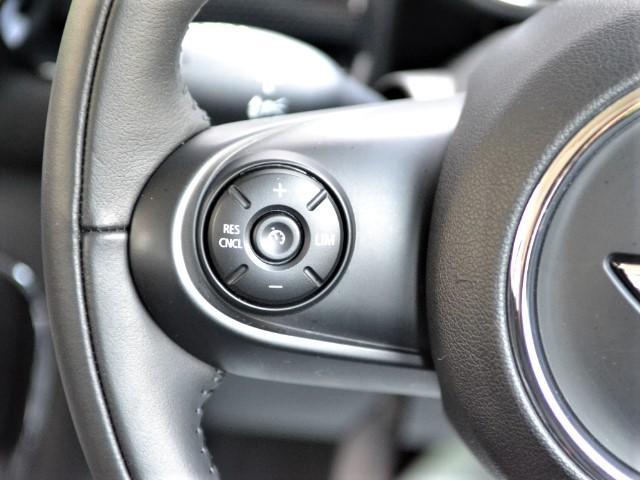 クーパーD クラブマン 認定中古車 ワンオーナー HDDナビ LEDヘッドライト バックカメラ 17インチブラックAW(30枚目)