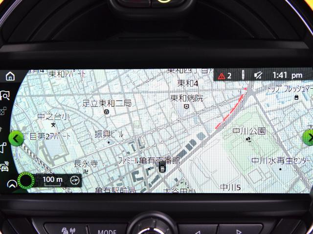 ジョンクーパーワークス クロスオーバー 認定中古車 ワンオーナー 地デジ ハーマンカードンオーディオ タッチ式HDDナビ LEDヘッドライト バックカメラ シートヒーター 19インチAW ドラレコ(35枚目)