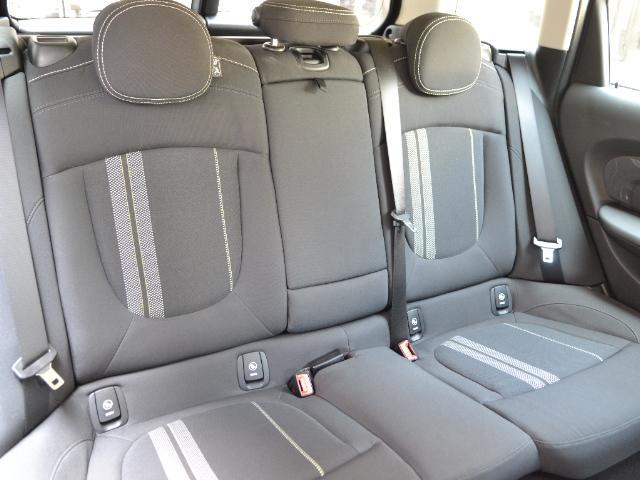 クーパーSD クラブマン 認定中古車 ワンオーナー 地デジ HDDナビ LEDヘッドライト バックカメラ ドライビングモード ドラレコ 17インチAW(15枚目)