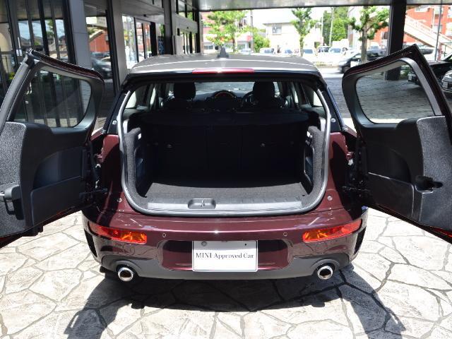 クーパーSD クラブマン 認定中古車 ワンオーナー 地デジ HDDナビ LEDヘッドライト バックカメラ ドライビングモード ドラレコ 17インチAW(21枚目)