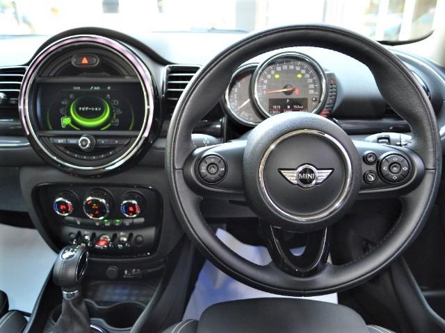 クーパーSD クラブマン 認定中古車 ワンオーナー 地デジ HDDナビ LEDヘッドライト バックカメラ ドライビングモード ドラレコ 17インチAW(30枚目)