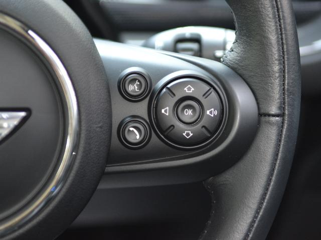 クーパーSD クラブマン 認定中古車 ワンオーナー 地デジ HDDナビ LEDヘッドライト バックカメラ ドライビングモード ドラレコ 17インチAW(32枚目)