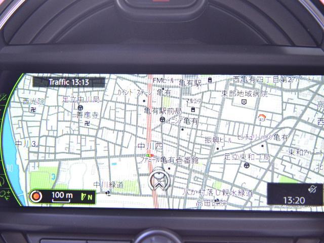 クーパーSD クラブマン 認定中古車 ワンオーナー 地デジ HDDナビ LEDヘッドライト バックカメラ ドライビングモード ドラレコ 17インチAW(34枚目)