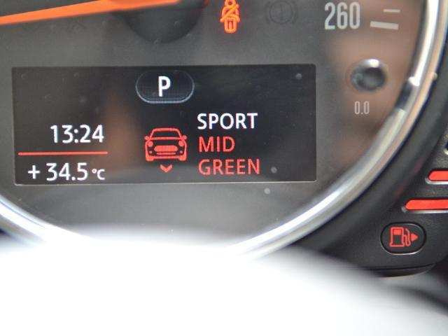 クーパーSD クラブマン 認定中古車 ワンオーナー 地デジ HDDナビ LEDヘッドライト バックカメラ ドライビングモード ドラレコ 17インチAW(41枚目)