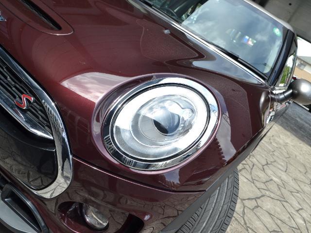 クーパーSD クラブマン 認定中古車 ワンオーナー 地デジ HDDナビ LEDヘッドライト バックカメラ ドライビングモード ドラレコ 17インチAW(47枚目)