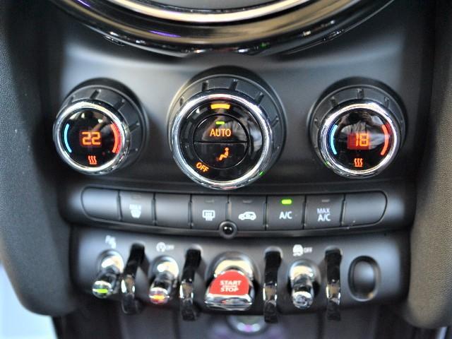 クーパーSD 3ドア 認定中古車 ワンオーナー 地デジ タッチ式HDDナビ LEDヘッドライト バックカメラ SOSコール ACC Dモード Dアシスト 17インチAW ブラックジャックルーフ(13枚目)