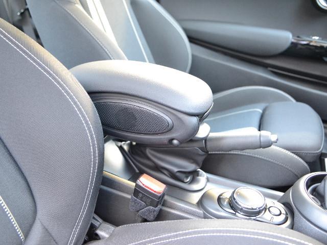クーパーSD 3ドア 認定中古車 ワンオーナー 地デジ タッチ式HDDナビ LEDヘッドライト バックカメラ SOSコール ACC Dモード Dアシスト 17インチAW ブラックジャックルーフ(15枚目)