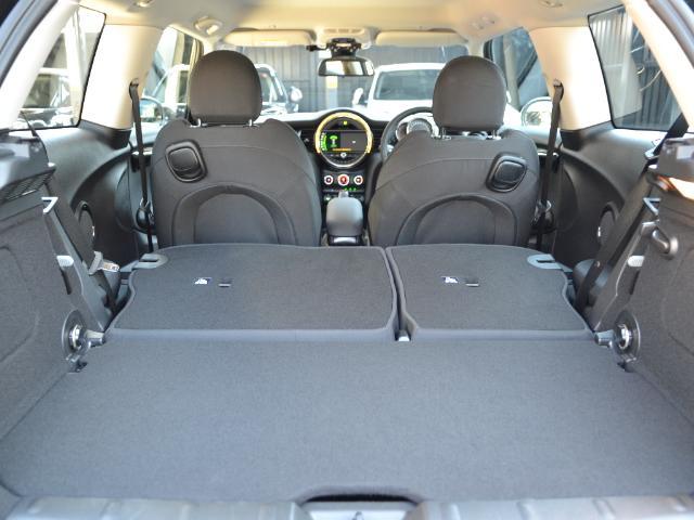 クーパーSD 3ドア 認定中古車 ワンオーナー 地デジ タッチ式HDDナビ LEDヘッドライト バックカメラ SOSコール ACC Dモード Dアシスト 17インチAW ブラックジャックルーフ(21枚目)