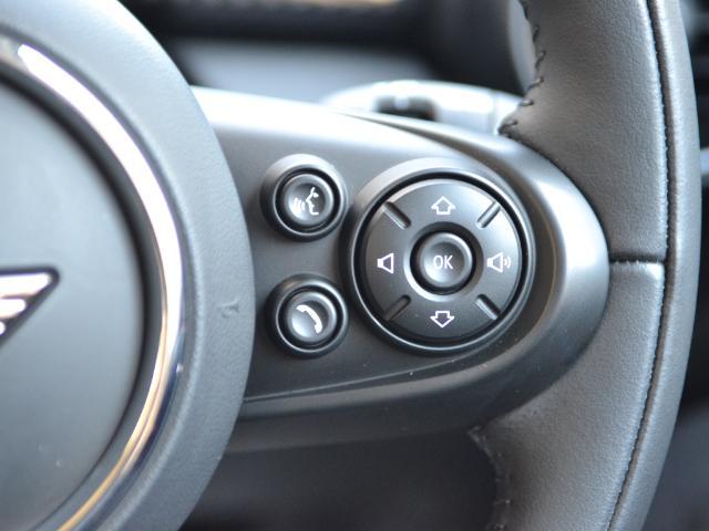 クーパーSD 3ドア 認定中古車 ワンオーナー 地デジ タッチ式HDDナビ LEDヘッドライト バックカメラ SOSコール ACC Dモード Dアシスト 17インチAW ブラックジャックルーフ(26枚目)