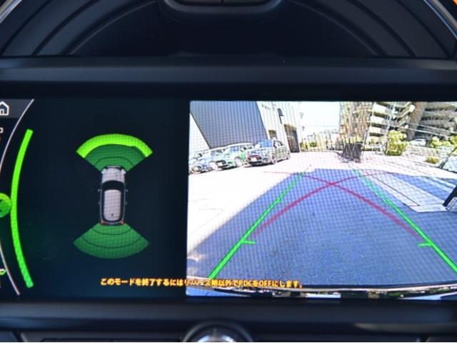 クーパーSD 3ドア 認定中古車 ワンオーナー 地デジ タッチ式HDDナビ LEDヘッドライト バックカメラ SOSコール ACC Dモード Dアシスト 17インチAW ブラックジャックルーフ(32枚目)