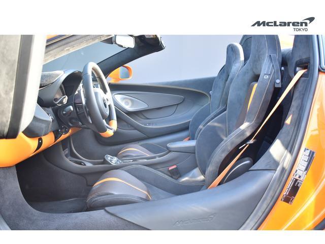 「マクラーレン」「マクラーレン 570Sスパイダー」「オープンカー」「東京都」の中古車10
