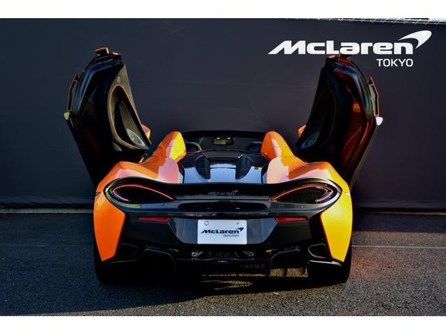 「マクラーレン」「マクラーレン 570Sスパイダー」「オープンカー」「東京都」の中古車30