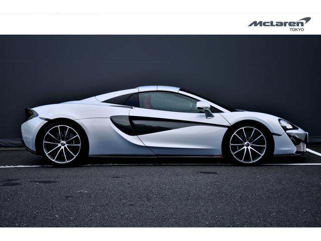 「マクラーレン」「マクラーレン 570Sスパイダー」「オープンカー」「東京都」の中古車5