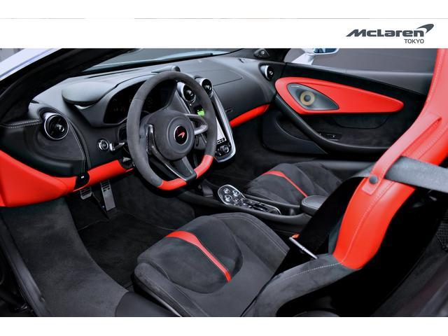 「マクラーレン」「マクラーレン 570Sスパイダー」「オープンカー」「東京都」の中古車14