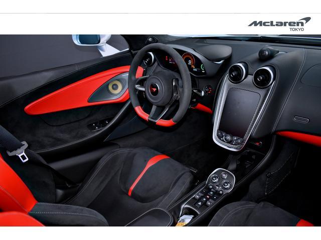 「マクラーレン」「マクラーレン 570Sスパイダー」「オープンカー」「東京都」の中古車16