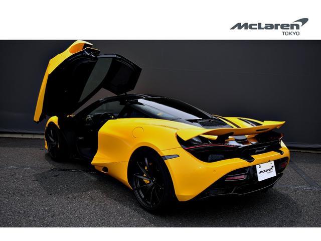 「マクラーレン」「マクラーレン 720S」「クーペ」「東京都」の中古車13