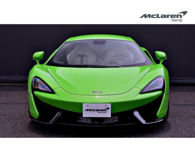 Coupe McLaren QUALIFIED 認定中古車(4枚目)