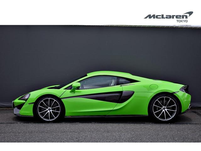 Coupe McLaren QUALIFIED 認定中古車(7枚目)
