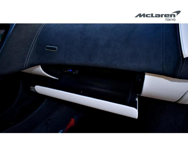 Coupe McLaren QUALIFIED 認定中古車(19枚目)