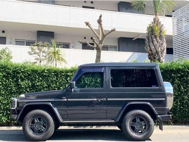 「メルセデスベンツ」「ゲレンデヴァーゲン」「SUV・クロカン」「神奈川県」の中古車6