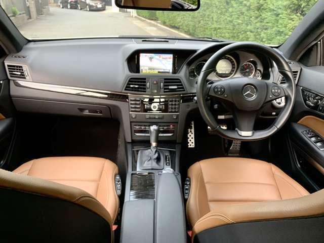 E250CGIブルーエフィシェンシー1オーナーパノラマSR(12枚目)