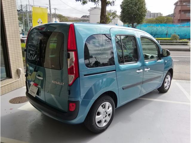 「ルノー」「 カングー」「ミニバン・ワンボックス」「東京都」の中古車8