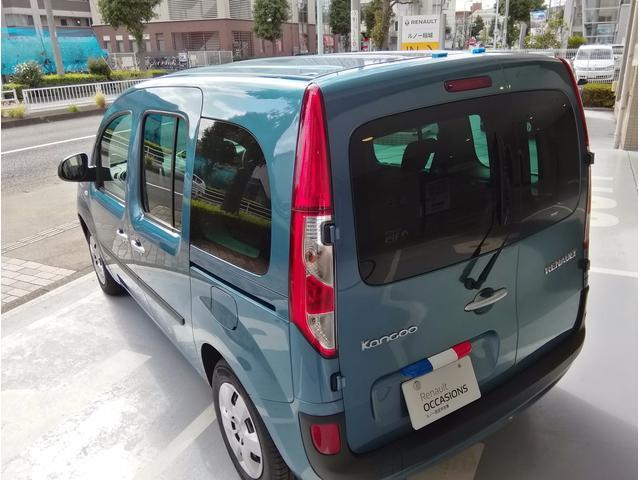 「ルノー」「 カングー」「ミニバン・ワンボックス」「東京都」の中古車9