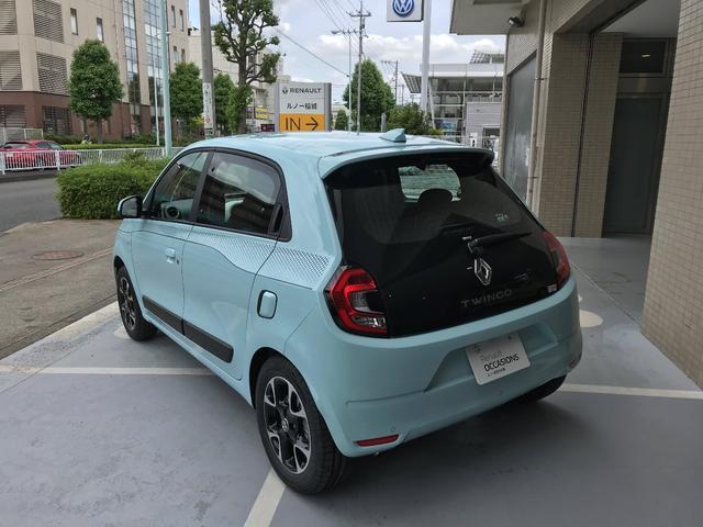 「ルノー」「トゥインゴ」「コンパクトカー」「東京都」の中古車9