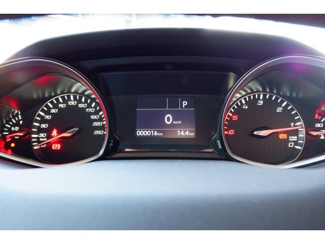 GT ブルーHDi 登録済未使用車 2Lディーゼル carplayアンドロイドオート バックカメラ(16枚目)