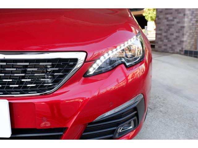 GT ブルーHDi 登録済未使用車 2Lディーゼル carplayアンドロイドオート バックカメラ(19枚目)