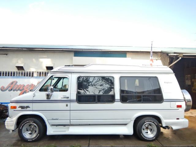 「シボレー」「シボレー シェビーバン」「ミニバン・ワンボックス」「神奈川県」の中古車8