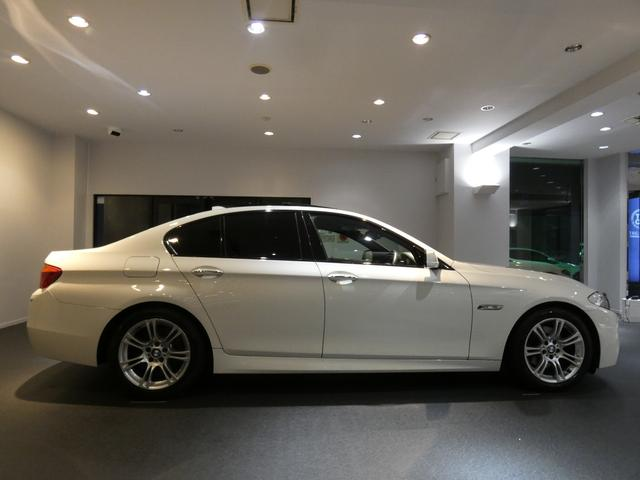 BMW BMW 528i Mスポーツ 1オーナー コンフォA 黒革 2年保証