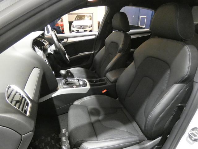 上質なレザーを使用したブラックハーフレザーシートを採用!パワーシート、シートヒーターも装備しており快適なドライブをお過ごし頂けます!TEL:045-844-3737