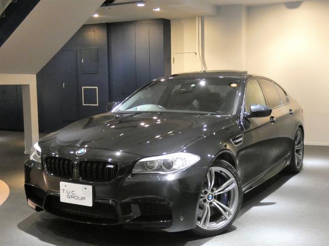 M5 MドライブPKG 正規D車 コンフォA 黒革 2年保証(2枚目)