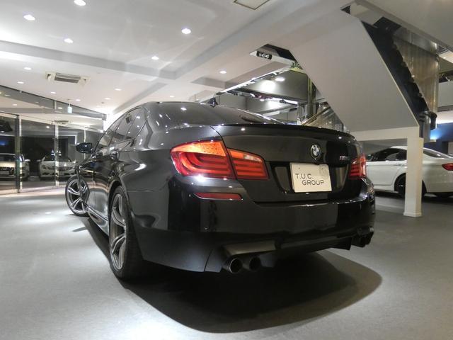 M5 MドライブPKG 正規D車 コンフォA 黒革 2年保証(4枚目)