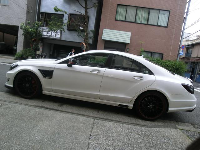 CLS63 AMG パフォーマンスPKG(10枚目)