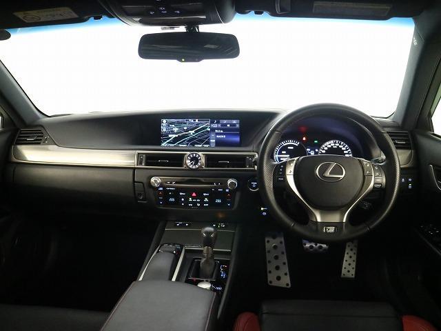 GS300h FスポーツXライン レクサス認定中古車 MR(5枚目)