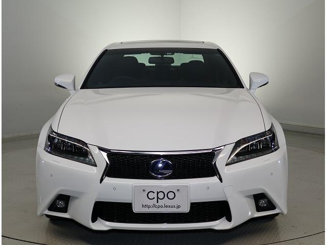 GS300h FスポーツXライン レクサス認定中古車 MR(6枚目)