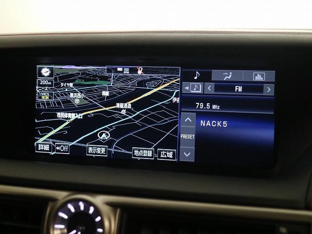 GS300h FスポーツXライン レクサス認定中古車 MR(10枚目)