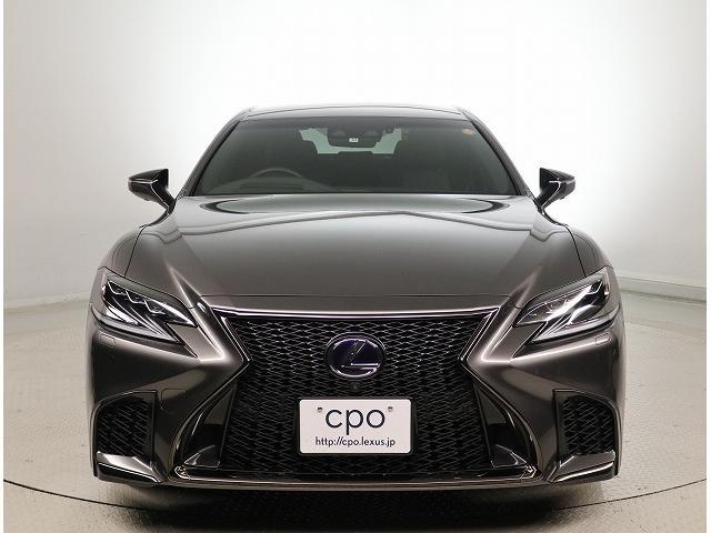 LS500 Fスポーツ レクサス認定中古車 禁煙車 ドラレコ(5枚目)