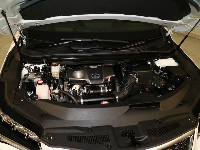 RX200t Fスポーツ レクサス認定中古車 AWD 赤本革(15枚目)
