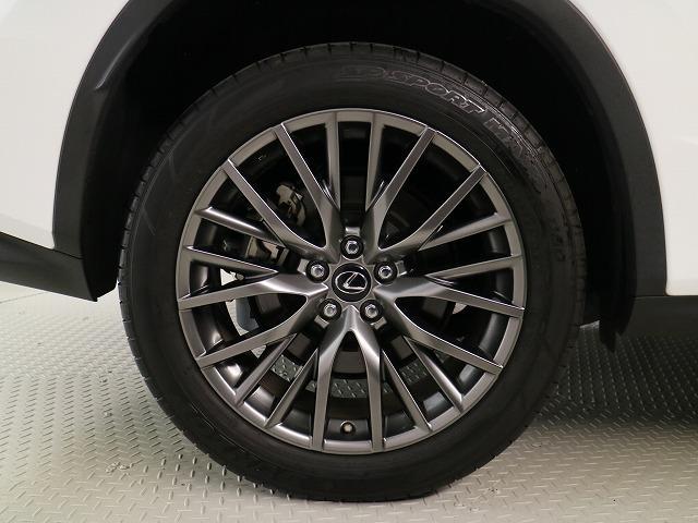 RX200t Fスポーツ レクサス認定中古車 AWD 赤本革(16枚目)