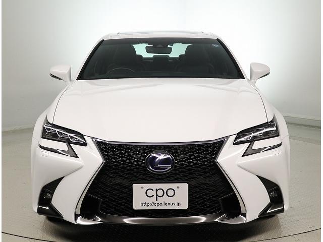 GS300h Fスポーツ 認定中古車 寒冷地仕様 禁煙車(4枚目)