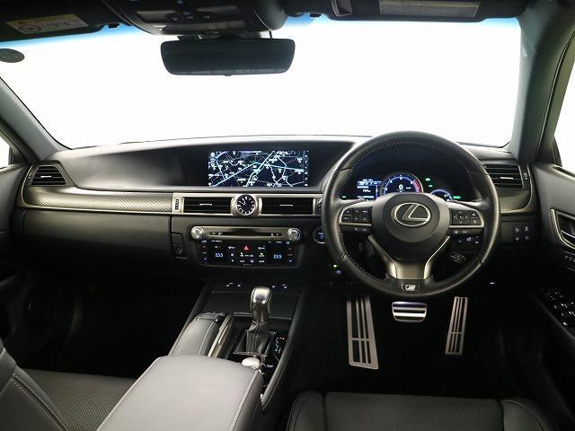 GS300h Fスポーツ 認定中古車 寒冷地仕様 禁煙車(5枚目)