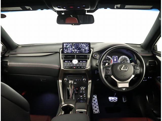 NX300 Fスポーツ マークレビンソン ムーンルーフ カラーヘッドアップディスプレイ アクセサリーコンセント ルーフレール パノラミックビューモニター 三眼フルLEDヘッドランプ 置くだけ充電(6枚目)