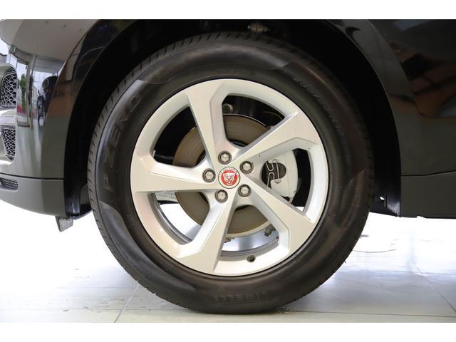 「ジャガー」「ジャガー Fペース」「SUV・クロカン」「東京都」の中古車9