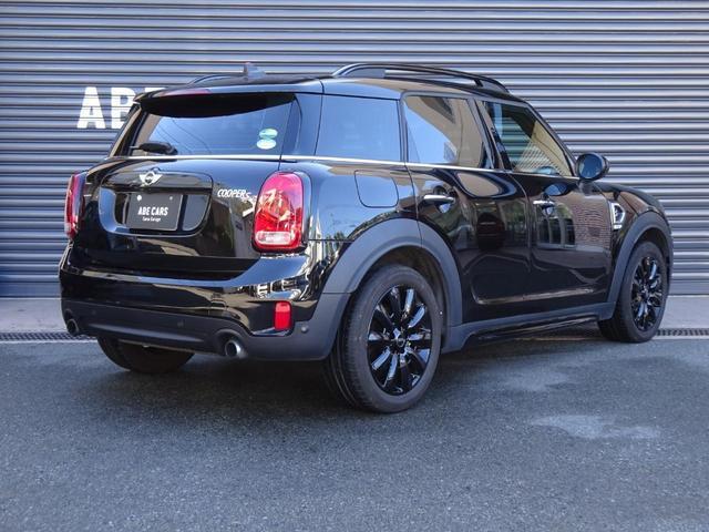 クーパーS クロスオーバー ブラックヒース 250台限定車 メーカー保証付き ナビTV ACC ドラレコ ETC スマートキー(9枚目)