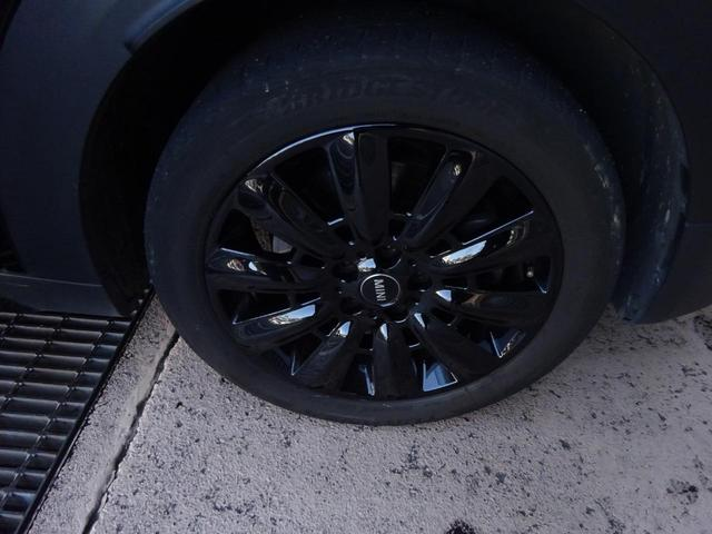 クーパーS クロスオーバー ブラックヒース 250台限定車 メーカー保証付き ナビTV ACC ドラレコ ETC スマートキー(16枚目)