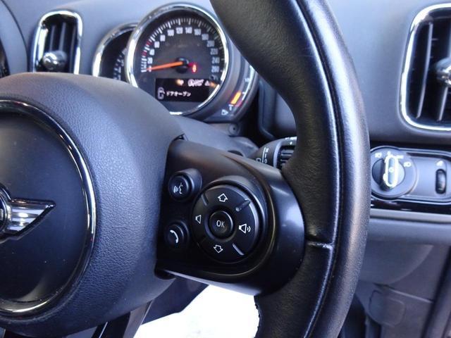 クーパーS クロスオーバー ブラックヒース 250台限定車 メーカー保証付き ナビTV ACC ドラレコ ETC スマートキー(22枚目)